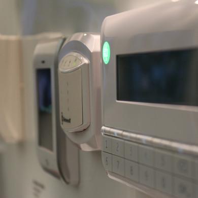 Geschäftsstelle - Ausstellung - Alarmsysteme