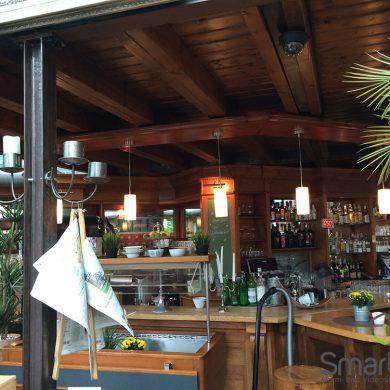 Restaurant Pyramide Bar / Theke